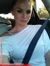 melissacutie 1 - Romance Scammer / Dating Scammer - Image Stolen From Real Person