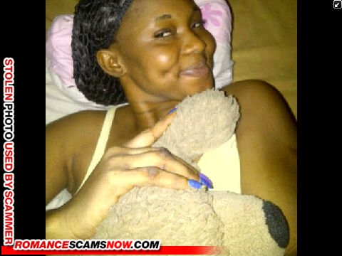 prettyevebaby@yahoo 4 - Romance Scammer / Dating Scammer - Image Stolen From Real Person