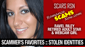 SCARS|RSN™ Stolen Face / Stolen Identity – Raven Riley: Have You Seen Her?