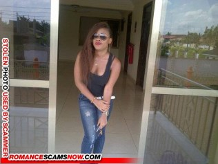 REAL NIGERIAN SCAMMER: Tracy Smith (Karen) stracy880@yahoo.com Nottingham, England, United Kingdom