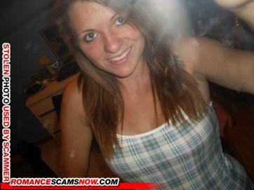 romance scammer: grace_maria99@yahoo