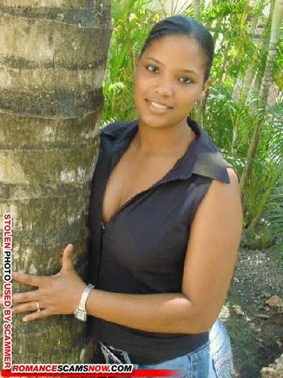 Nigerian dating scams database