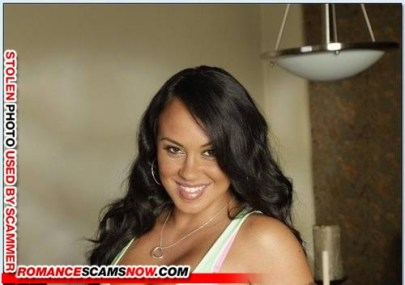 LoveAccess Dating Scammer Girl