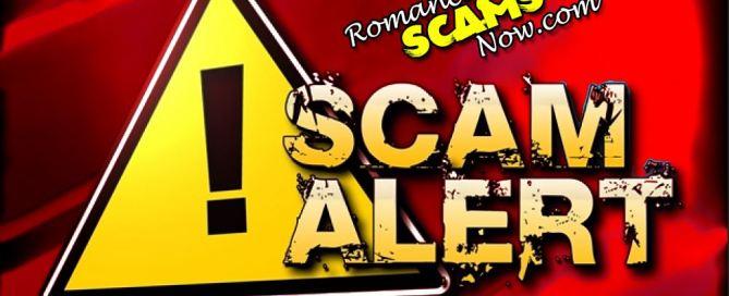 Romance Scam Information Alert