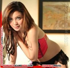 Dating Scammer Cristina Sadia from Cebu