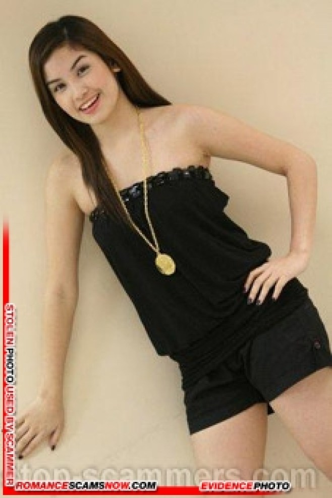 Dating Scammer Precy Andrea Coo from Davao