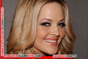 Alexis Texas a favorite of Ghana Scammers