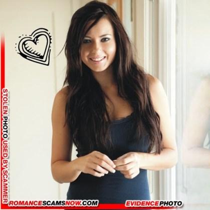 Natasha Belle favorite of romance scammers