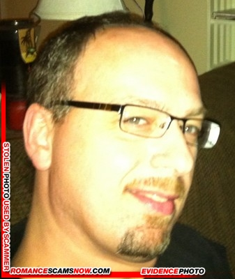 Male dating scammer pictures