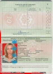 Ivy Otoo - Ghana Passport H1655561
