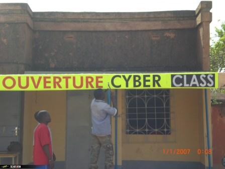 Burkina Faso Internet Cafes