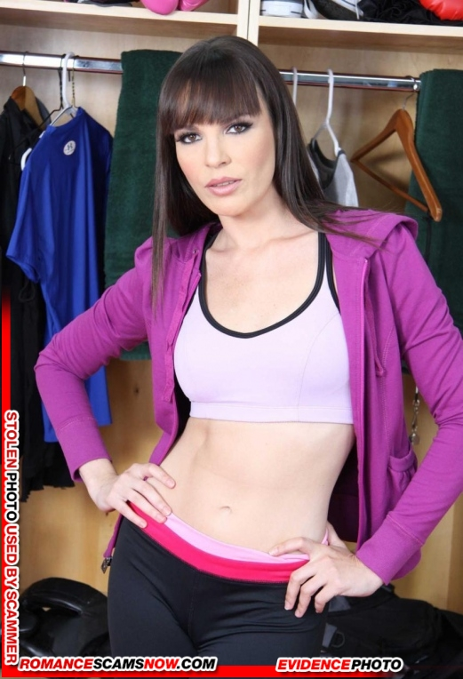 Porn Star Dana De Armond