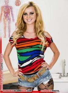 Porn Star Jessie Rogers