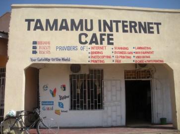 Internet Cafes Of Burkina Faso