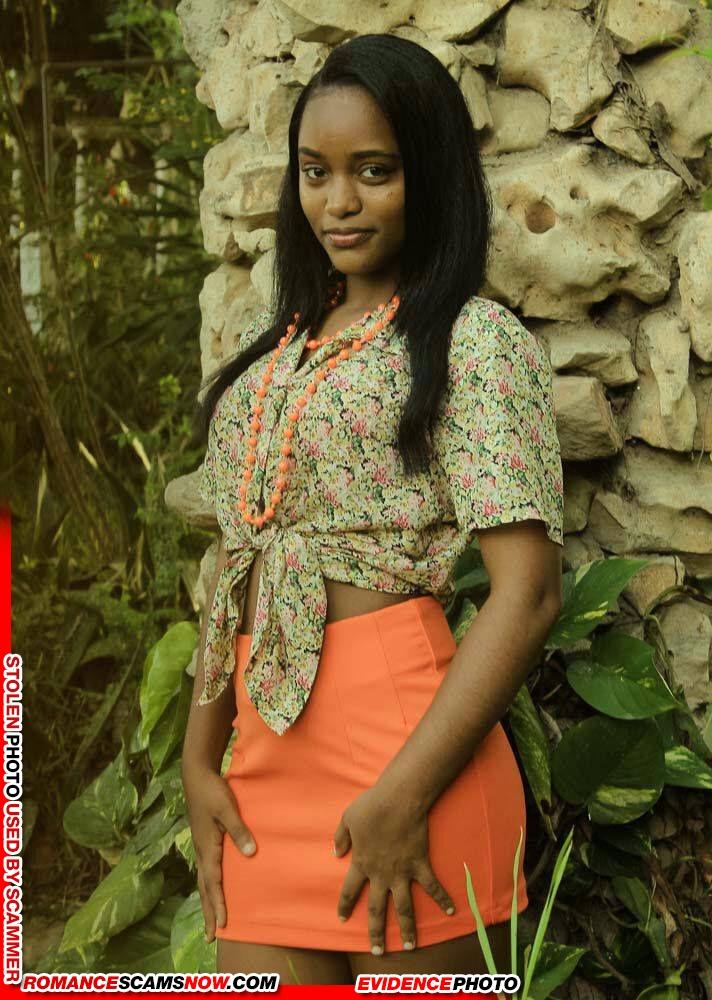 Jessy Jesiica Jobe Romance Scammer from Senegal jessiicajobe@hotmail.com