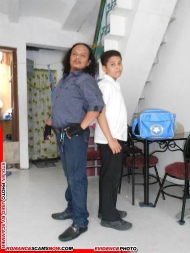 Philippines Scammer? Rody Nitz Jimenez aka Axeia Pearl