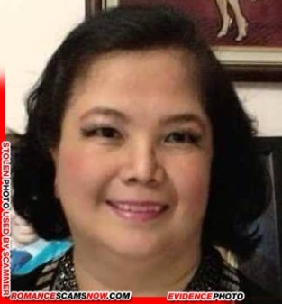 Philippines Scammers? Aida Mendoza Castromayor