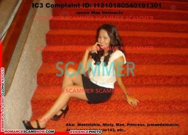 Jessie Mae Dalmacio