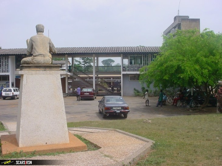 KNUST Kwame Nkrumah University of Science and Technology - Kumasi - Ghana