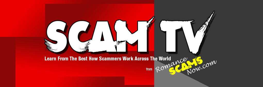 Scam TV™ Scam Related Video Channel Page by Romance Scams Now™