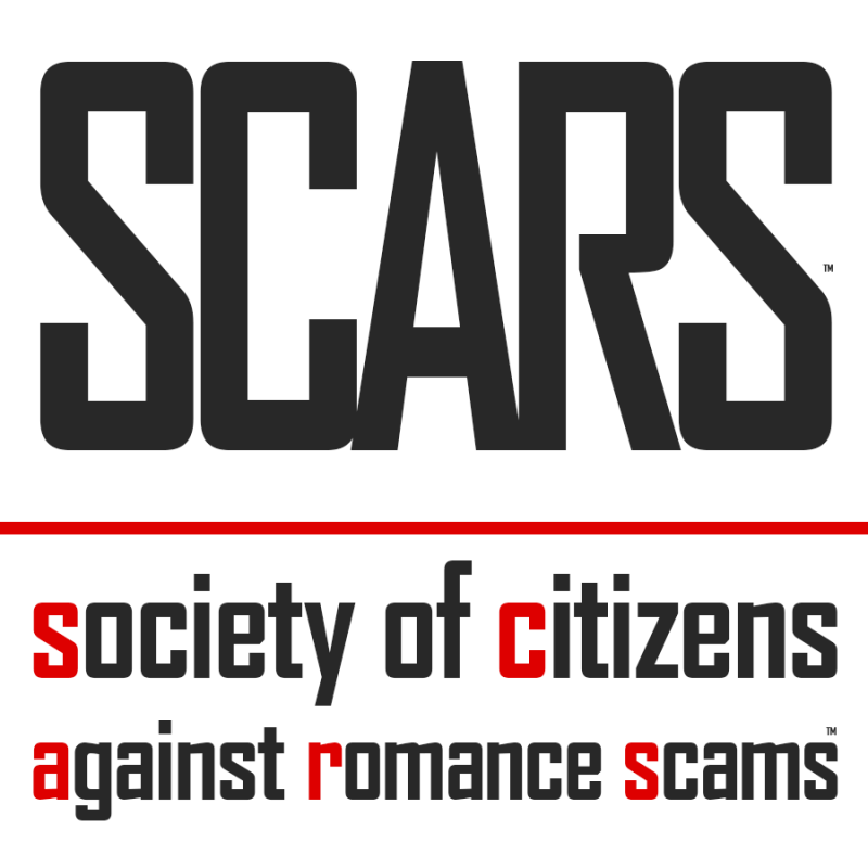 The Society of Citizens Against Romance Scams - join today - it