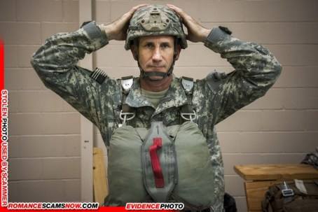 Major General John W. Nicholson, Jr.Commanding General 82nd Airborne Division preparing for jump.