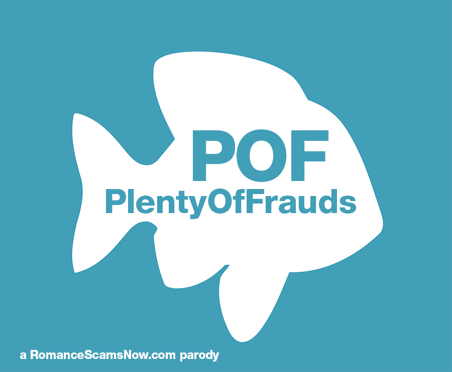 Pof dating site where scam artists are