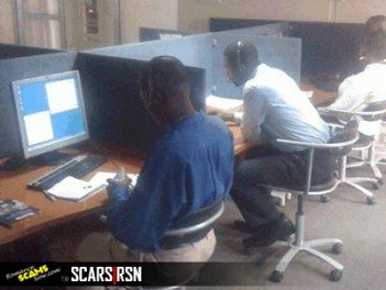 Nigerian Scammer Centers - Professional Scammer Cartels
