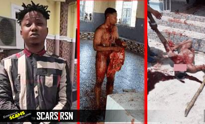 The-deceased-Mukoro-Ovie - NIGERIAN SCAMMER KILLS SELF BECAUSE OF CURSE