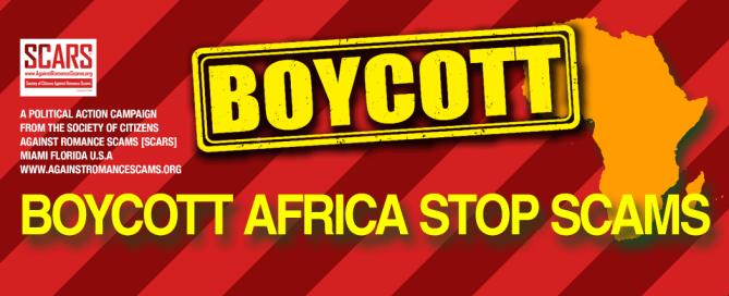 Boycott African Coffee!