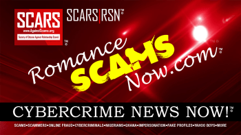 SCARS|RSN™ Scam News: Check Your Accounts