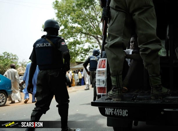 Nigerian Police arrest 21 suspected criminals in renewed raid on Delta brothels
