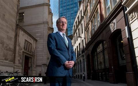 UK Finance chief executive Stephen Jones