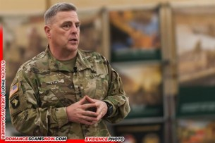US Army General Mark Milley 3