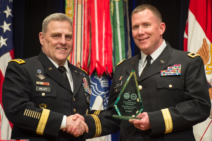 Army Communities of Excellence Awards Ceremony