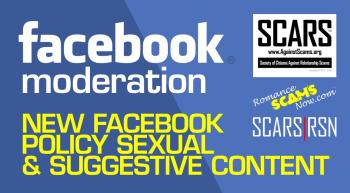 SCARS|RSN™ Insight: Facebook Cracking Down Or Just On Crack?