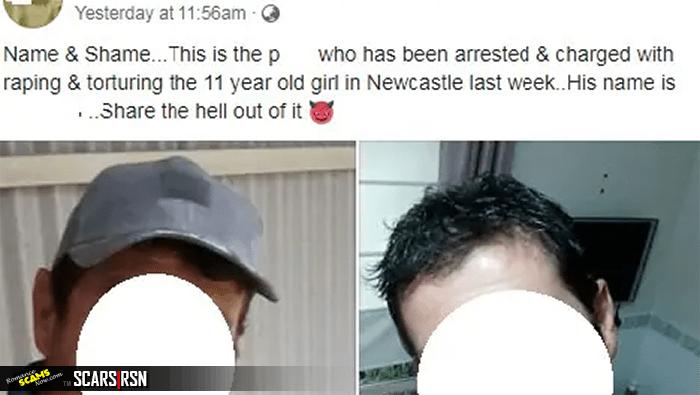 Example Name & Shame Post