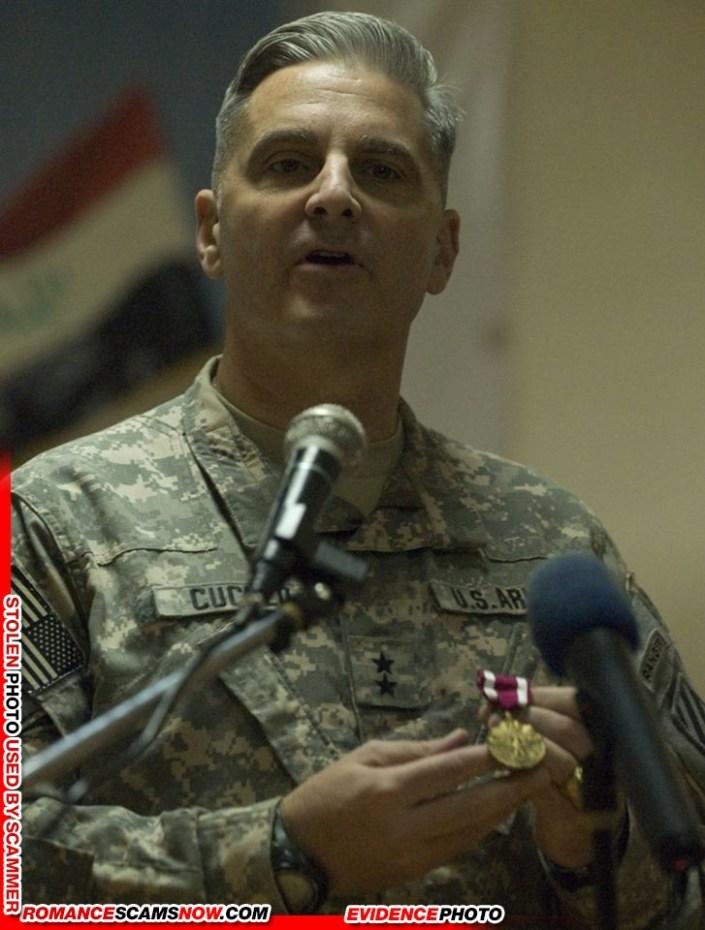 Major General Anthony Tony Cucolo 9