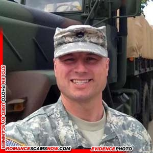 Sargent David Becker U S Army 1