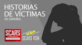La Historia De Una Victima [En Español] [VIDEO] – SCARS|RSN Victim's Stories