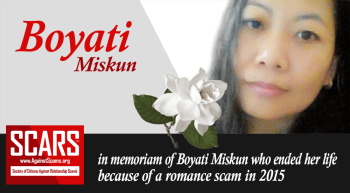 Remembering Boyati Miskun