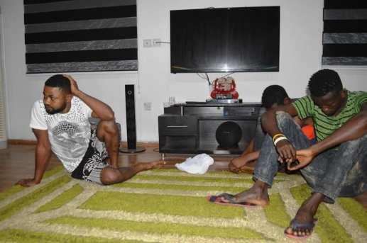 20190202 19 Nigerian Internet Fraudsters Arrested 1