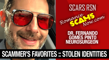Dr. Fernando Gomes Pinto: Do You Know Him? Another Stolen Face / Stolen Identity