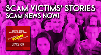 A German Romance Scams Victim Speaks – SCARS|RSN™ A Victim's Story