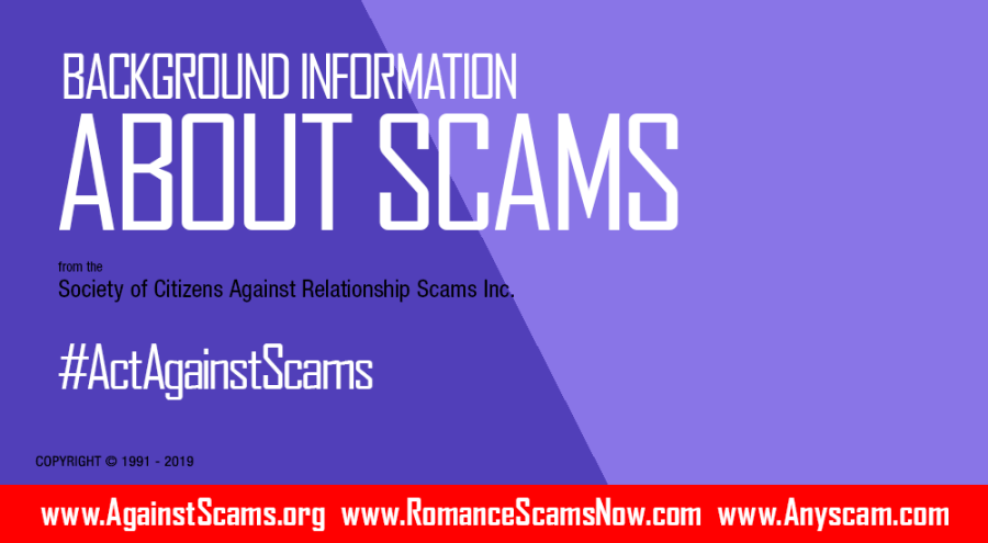 The Heart Of Darkness – A Scam Geography Lesson – SCARS RSN™ Insight