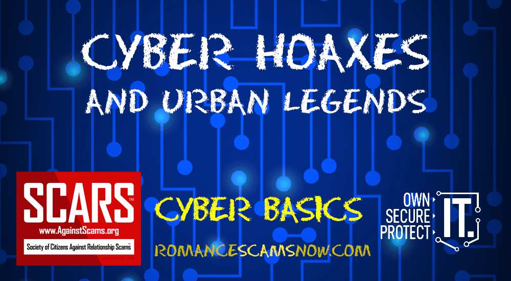 cyber-hoaxes