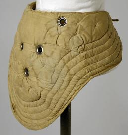 Bustle, early 20th c., Met Museum