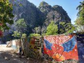 Le mur de Tonsaï, Thaïlande