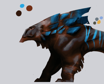 Early Beast Concept