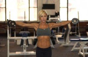 Constructing a Fitness Femme Fatale Image